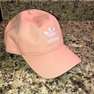 Adidas woman's pink baseball cap!